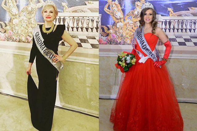 Галина Пешкова и Елизавета Родина.