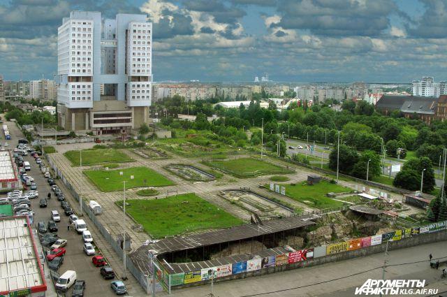 Дом Советов в Калининграде попал в виртуальный тур над Калининградом.