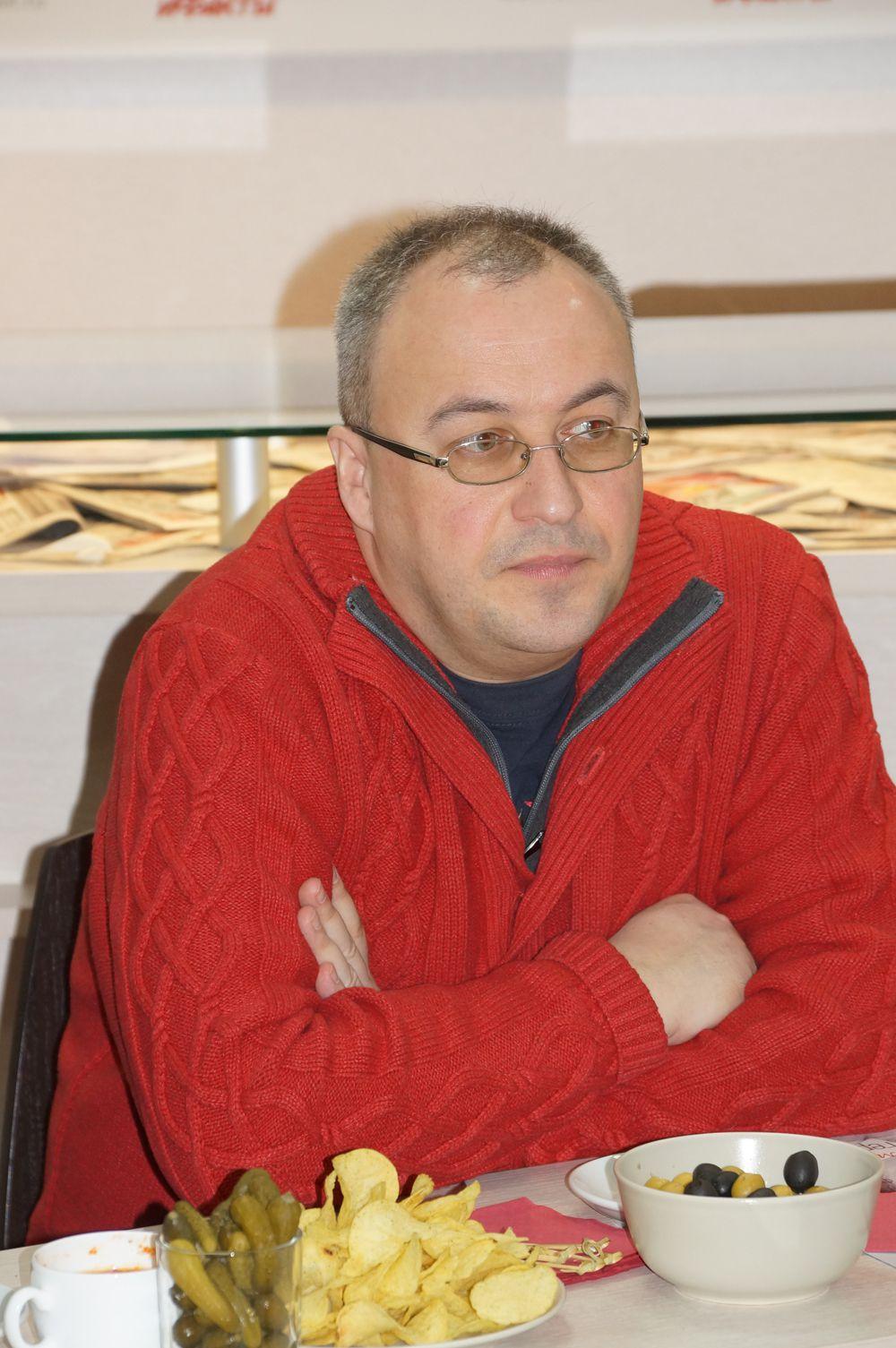 Дмитрий Клейн, генеральный директор Imagine Radio