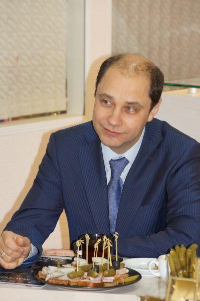 Денис Котов, генеральный директор книготорговой сети «Буквоед»