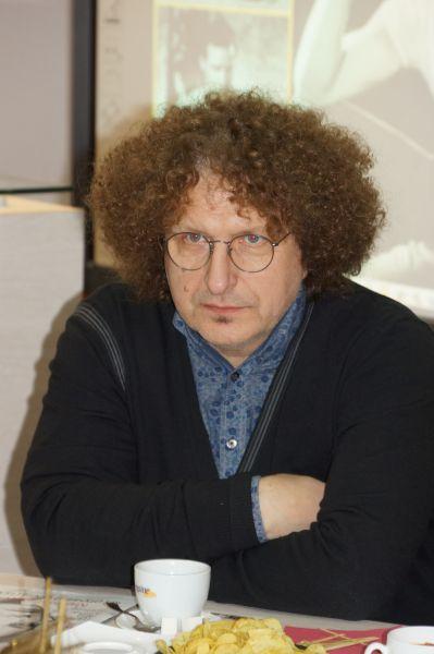 Василий Захаров, стилист, руководитель сети салонов красоты