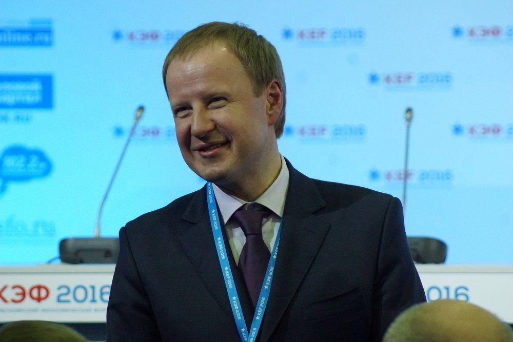 Премьер правительства края Виктор Томенко доволен тем, как прошел форум