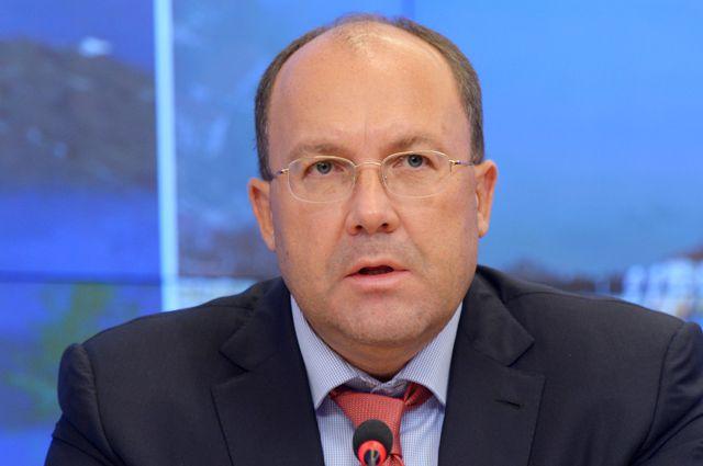 Глава Ростуризма Олег Сафонов.