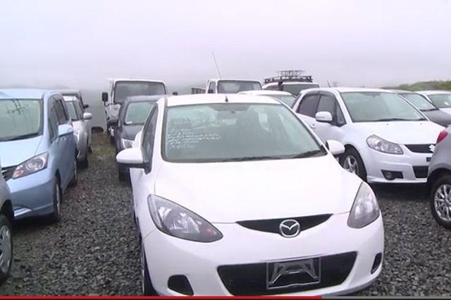 Количество автомобилей в РФ превысило отметку в 56 млн