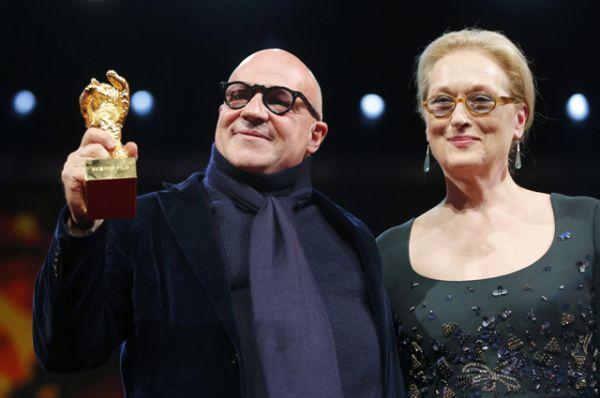 Главная награда досталась документальному фильму итальянского режиссёра Джанфранко Рози «Огонь в море».