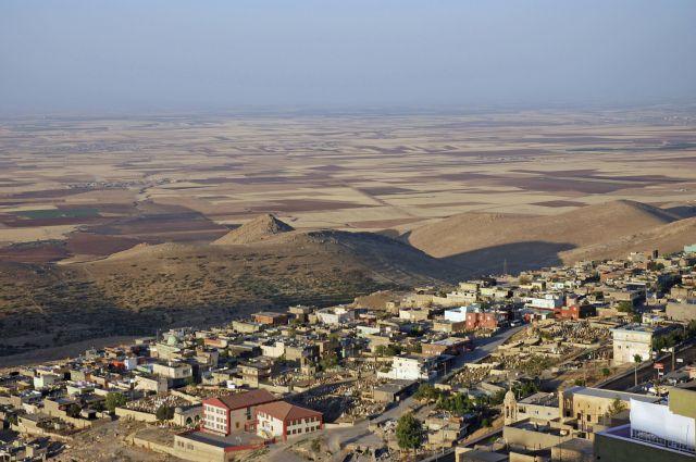 Турецкая провинция Мардин, юго-восток страны