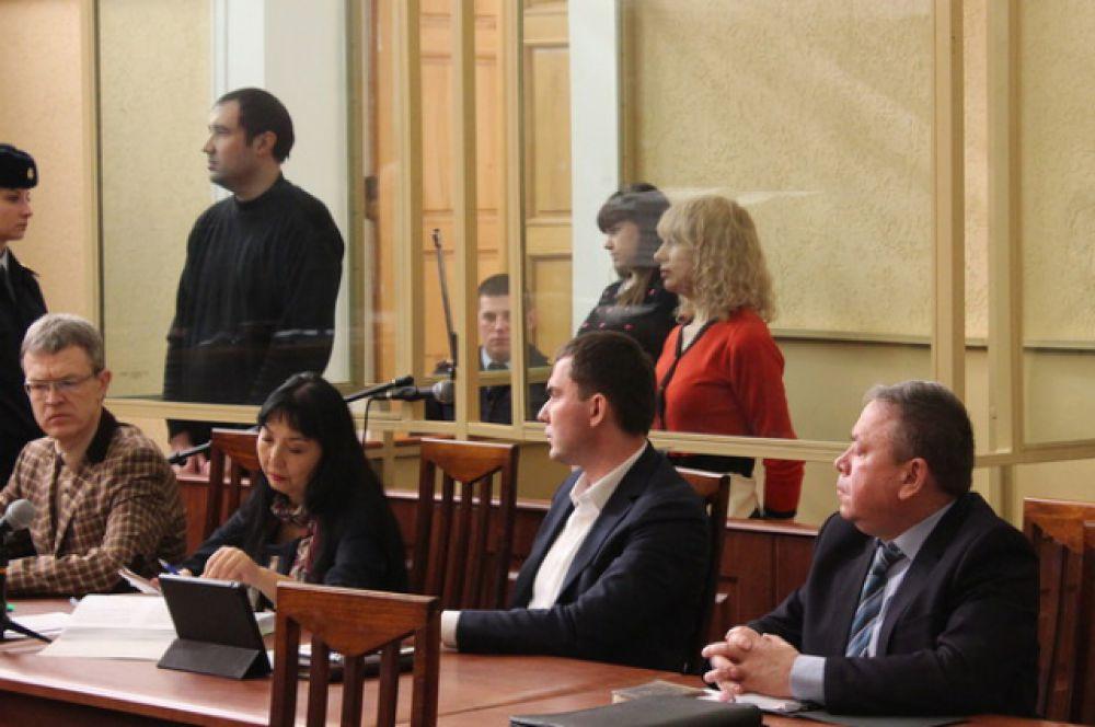 25 января областной суд завершил предварительное слушание по уголовному делу в отношении участников группы Инессы Тарвердиевой.