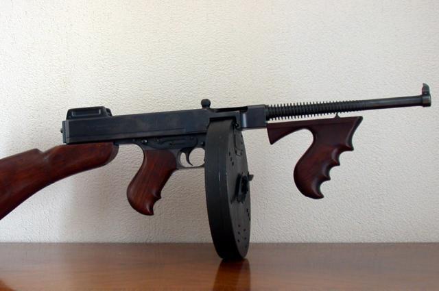 Пистолет-пулемет Томпсона модели 1928