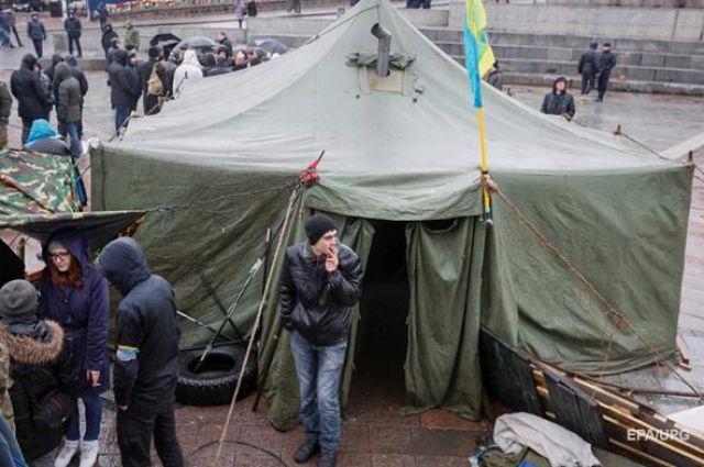 Митингующие на Майдане озвучили свои требования