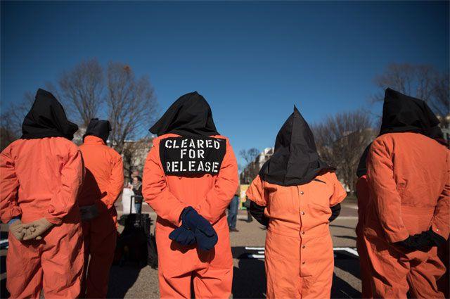 гуантанамо тюрьма фото