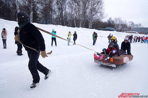 Пермь стала городом-первопроходцем, именно здесь впервые прошли подобные «соревнования».