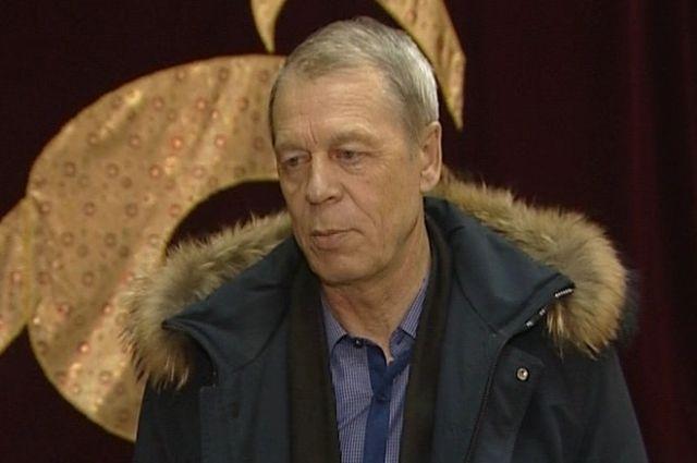 Сергей Черкашин.