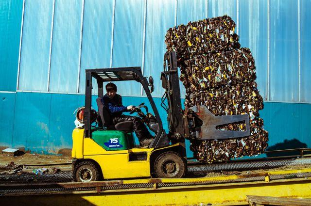 Два мусороперерабатывающих комплекса появятся в Новосибирске