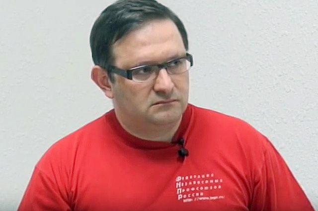 Александр Шершуков.