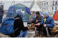Третий Майдан больше похож на «шестую палату», шутят в Киеве