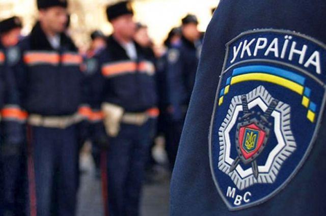 Сегодня в центре Киева усилят охрану правопорядка