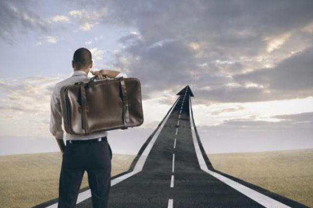 Молодежь уезжает из страны