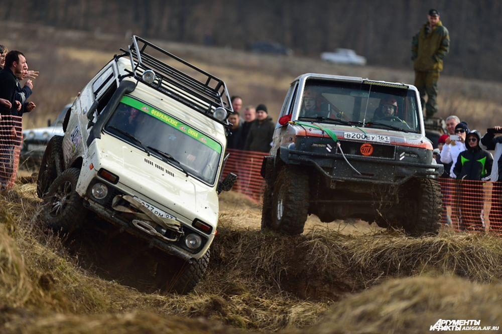 2 место в категории ТР1Н – экипаж № 142, Курочкин Евгений и Саркисян Артём, Краснодар, ВА3 21213.