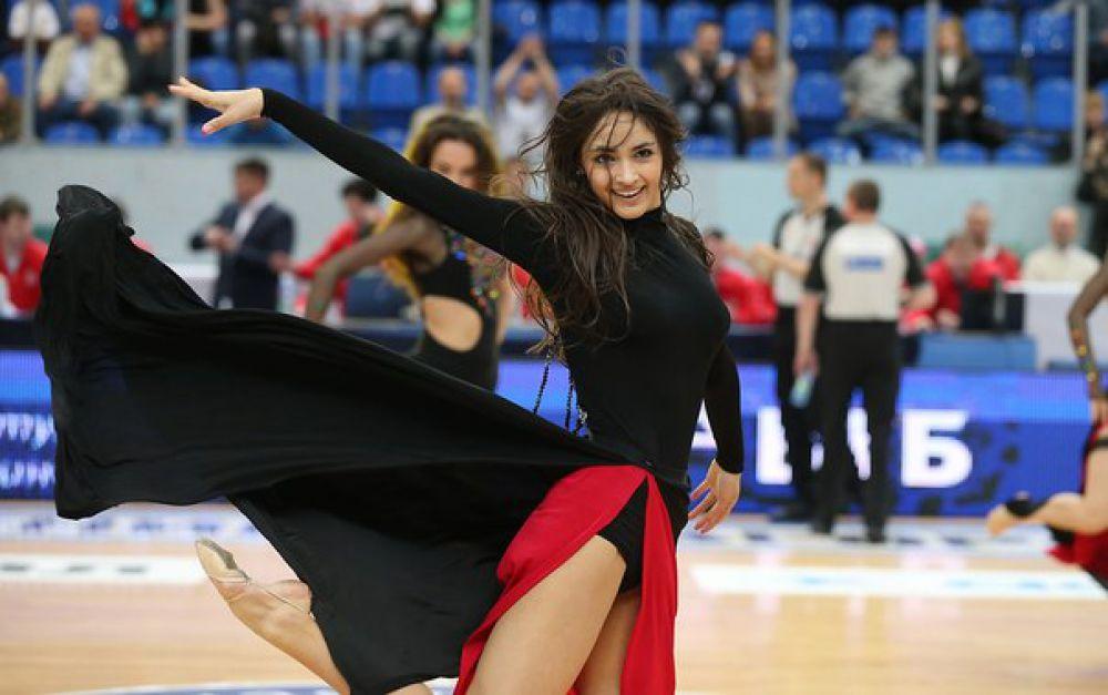Руководитель группы поддержки Карина Рамазанова