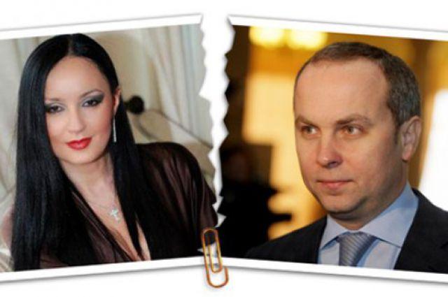 Нестор Шуфрич и Наталья Ворона
