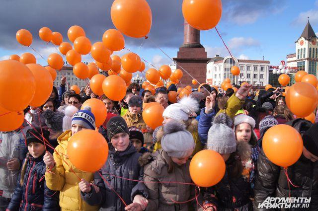 В Калининграде стартовал благотворительный марафон «Ты нам нужен!»