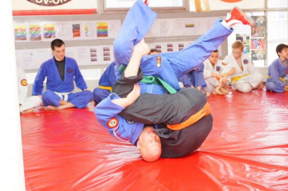 За звание победителя боролись без малого 80 спортсменов из Ростова-на-Дону и Волгограда.