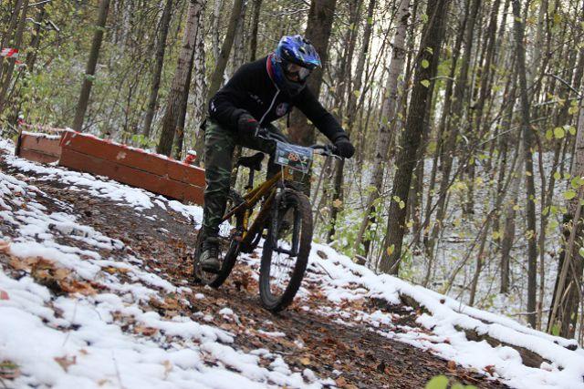 На велосипеде в Сибири катаются и зимой