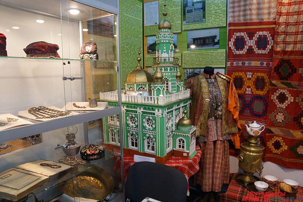 Проект направлен на развитие культуры народов, традиционно исповедующих Ислам, а также гармонизацию религиозных и межнациональных отношений.