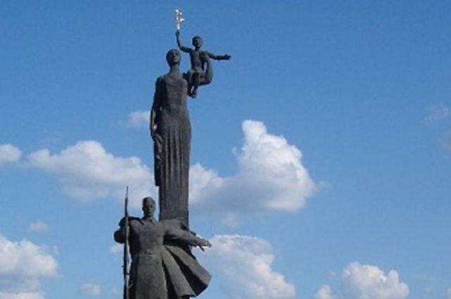 фото памятник победы пенза