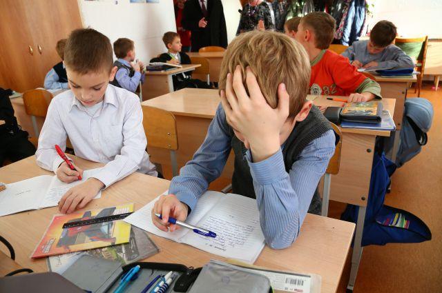 Погоня за оценками грозит стрессом для детей и родителей.