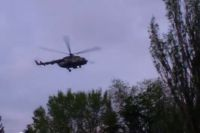 «Ми-8»  в небе над Донбассом