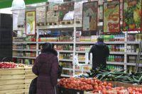 К овощам и фруктам сегодня не подступиться: только за месяц они подорожали на 4%.