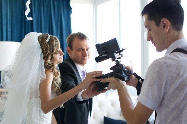 Фото и видеосъемка на свадьбу ростов
