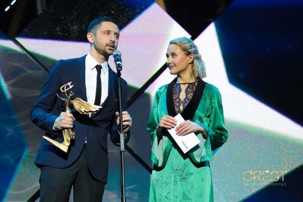 Андрей Шабанов и Ева Бушмина