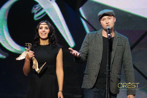 Джамала и Андрей Хлывнюк