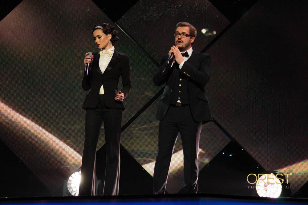 Мария Яремчук и Александр Пономарев