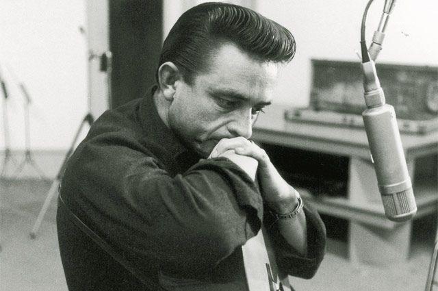 Джонни Кэш.