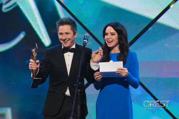 Александр Педан и Лилия Подкопаева
