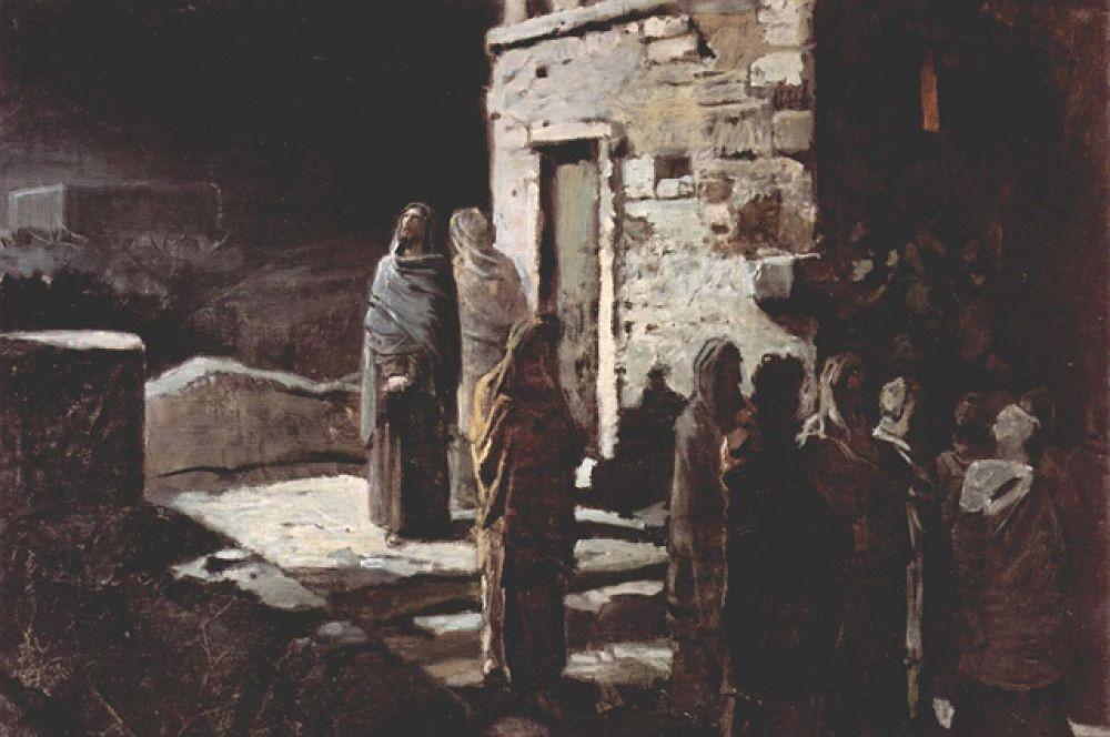 «Христос в Гефсиманском саду». 1888