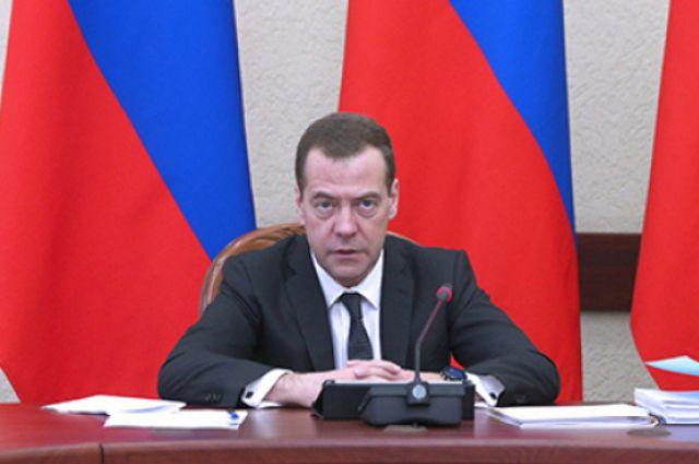Дмитрий Медведев возглавляет правительственную комиссию по вопросам социально-экономического развития Калининградской области.
