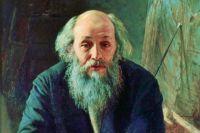 Портрет художника Николая Николаевича Ге. 1890
