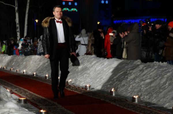 Актёр Евгений Дятлов.