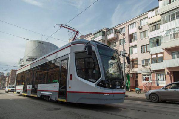 В 2016 для Ростова закупят 30 таких трамваев. В 2017 – ещё столько же.