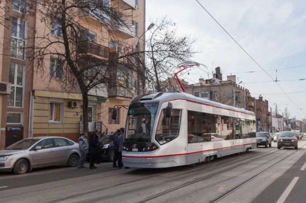Один вагон стоит около 35 миллионов рублей.