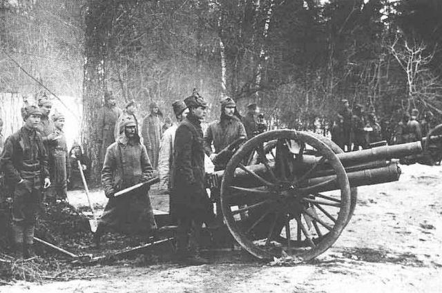 Мятеж гарнизона города стал одной из самых кровавых страниц в истории Кронштадта.
