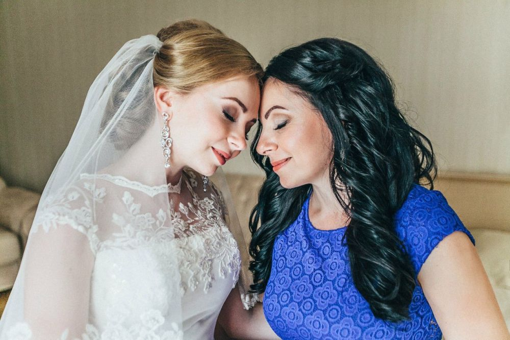 Екатерина Уварова с мамой Татьяной.