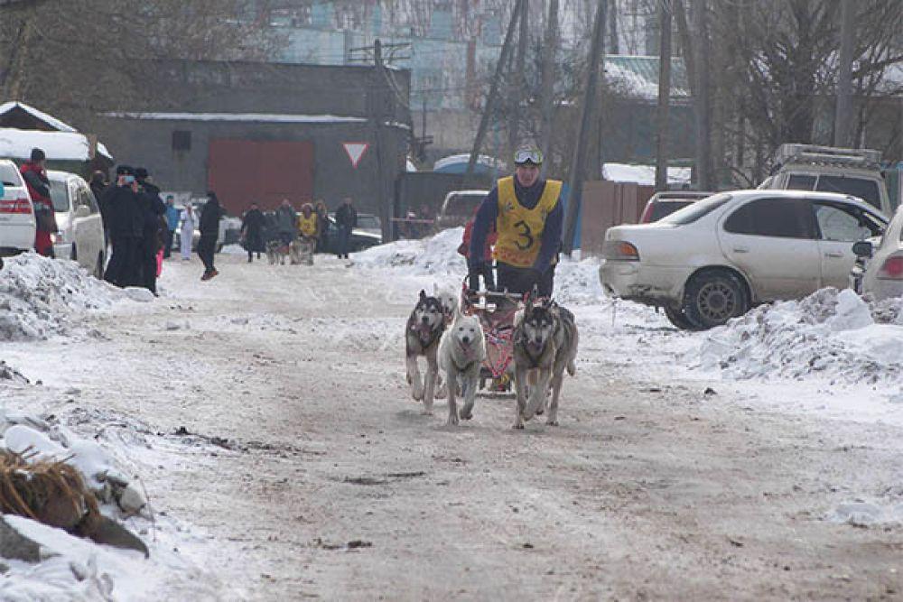 «Елизовский спринт».