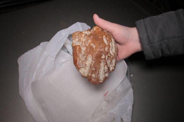 Следователи подозревают 24-летнего мужчину в хищении 21 камня, каждый из которых весил более 1 килограмма.