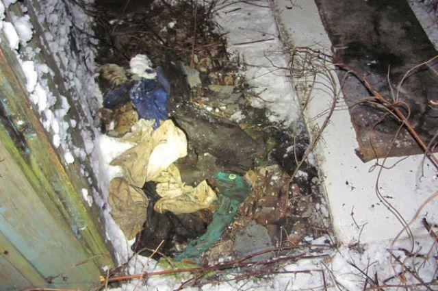 Страшную находку обнаружили среди мусора
