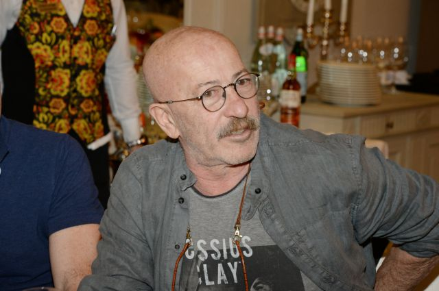 Розенбаум госпитализирован в Петербурге из-за проблем с сердцем